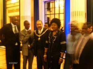 Nicholas Shiri, Regis Manyanya, Lord Mayor Khan, Chiwoniso Madeu , Debra Shamuyarira, Innocent Chirawu