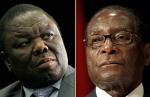 Mugabe Tsvangirai